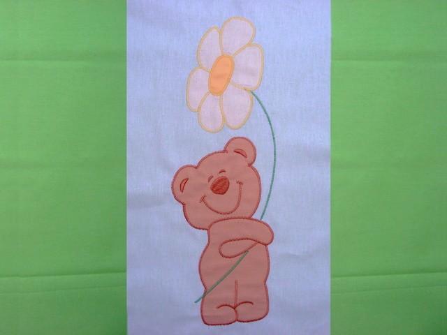 Ursuletul cu floricica