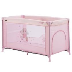 Patut pliabil Chipolino Capri peony pink